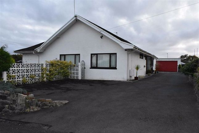 Thumbnail Detached bungalow for sale in Heol Mansant, Pontyates, Llanelli
