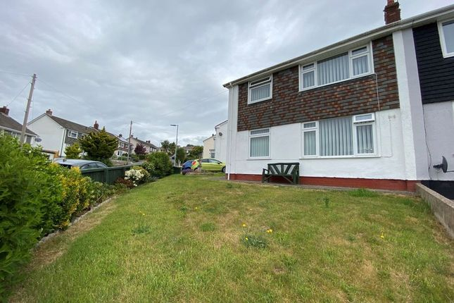 3 bed semi-detached house for sale in Sowden Park, Barnstaple EX32