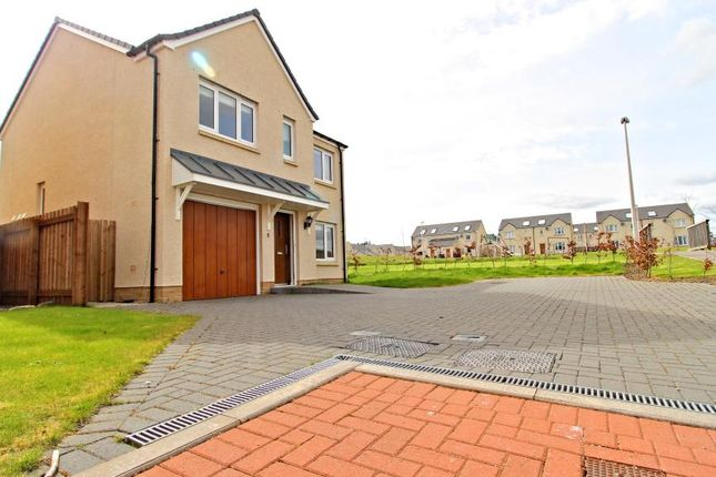 Thumbnail Detached house for sale in Tullibardine Close, Alford