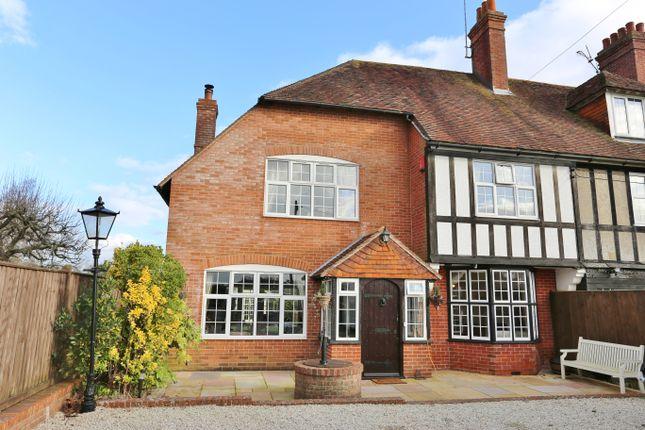 Thumbnail Semi-detached house for sale in Outlands Lane, Curdridge, Southampton