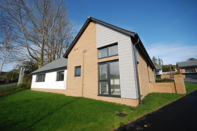 Thumbnail Detached bungalow for sale in Meadow Rise, Northam, Nr Bideford
