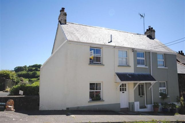 Thumbnail Semi-detached house for sale in Mill Street, Torrington