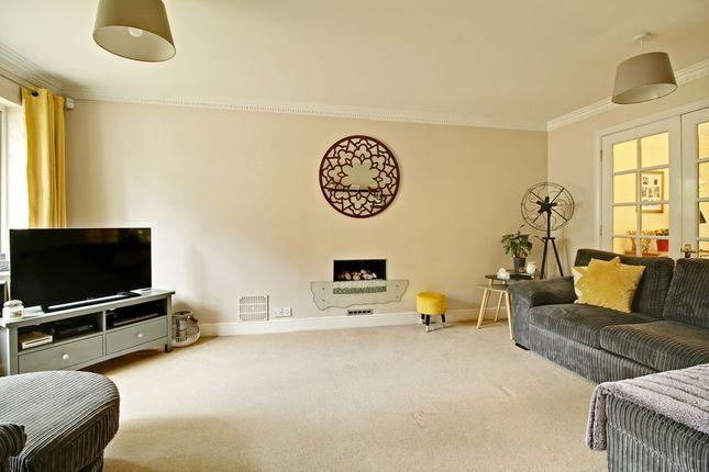 Living Room of Further Vell-Mead, Church Crookham, Fleet GU52