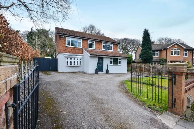 Thumbnail Detached house for sale in Heath Avenue, Mansfield, Nottinghamshire