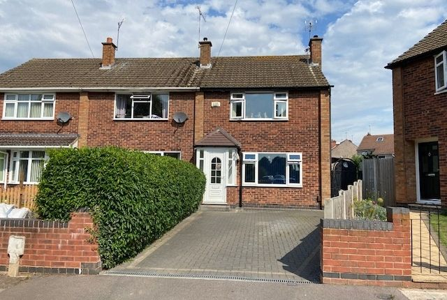 2 bed end terrace house for sale in Lake View Road, Coundon, Coventry CV5