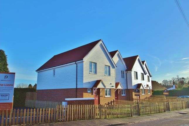 Thumbnail Terraced house for sale in 4 The Lions, Sparrows Green, Wadhurst