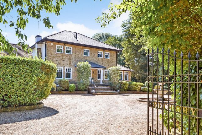 Thumbnail Detached house for sale in Roman Road, Mountnessing, Brentwood