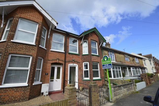 Thumbnail Semi-detached house to rent in Ravenscourt Road, Deal