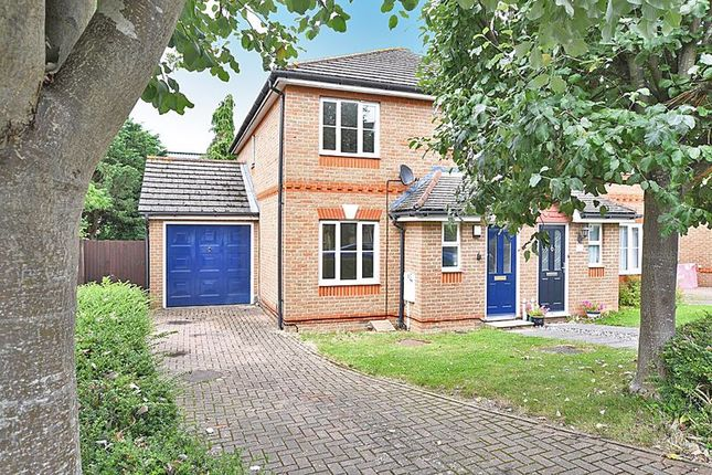 Thumbnail Semi-detached house to rent in Beech Hurst Close, Maidstone
