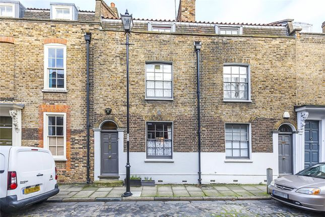 Thumbnail Terraced house for sale in Albury Street, London