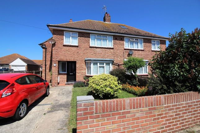Thumbnail Semi-detached house for sale in Dulwich Road, Holland On Sea, Clacton On Sea