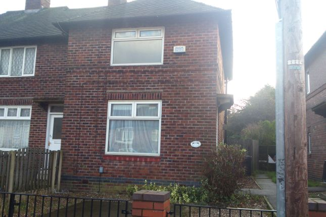 Thumbnail Semi-detached house to rent in Atherton Road, Arbourthorne, Sheffield