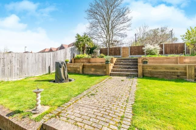 Garden 4 of Woodlands Close, Crawley Down, West Sussex RH10