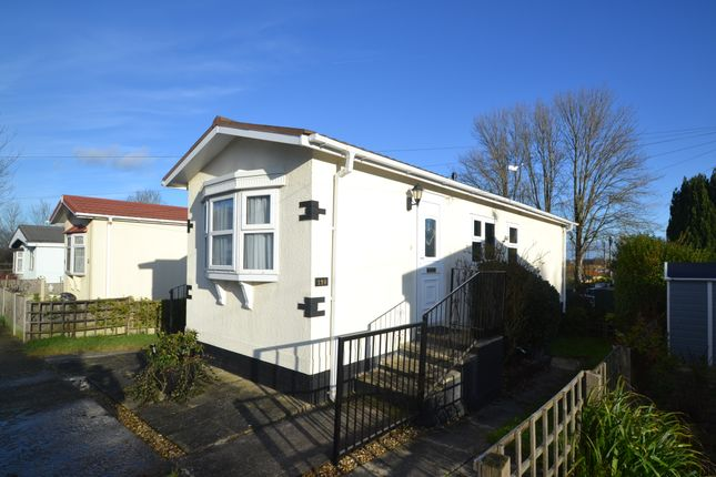 Mobile/park home for sale in North End, Cummings Hall Lane, Noak Hill, Romford