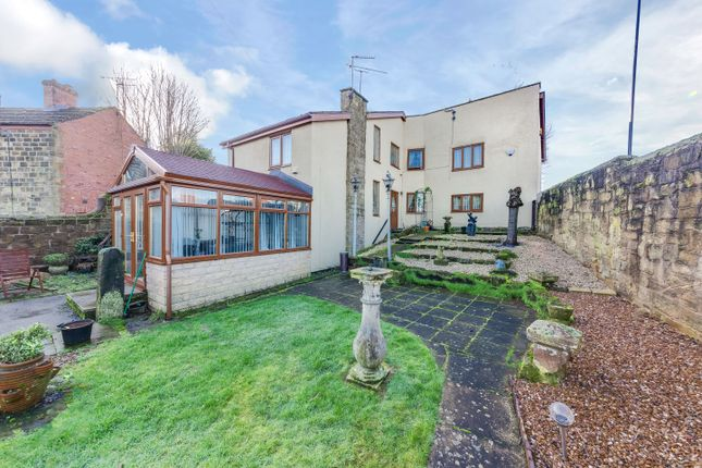 Thumbnail Detached house for sale in Bawtry Road, Bramley, Rotherham