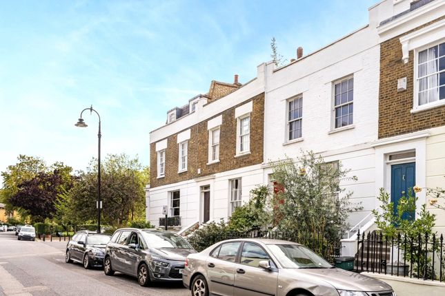 Thumbnail Terraced house for sale in Rochester Road, Camden, London