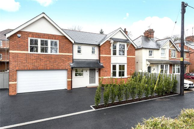 Thumbnail Detached house to rent in Chobham Road, Sunningdale, Berkshire
