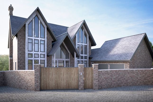 Thumbnail Detached house for sale in Pond Lane, Prestbury