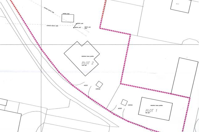 Thumbnail Land for sale in Lumsden, Huntly