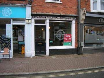 Thumbnail Commercial property for sale in High Street, Milton Keynes
