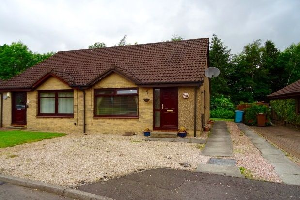 Thumbnail Bungalow to rent in Baldorran Crescent, Cumbernauld, Glasgow