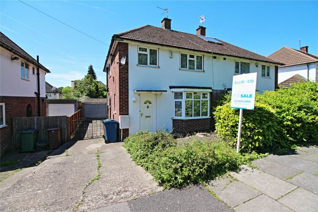 Thumbnail Semi-detached house for sale in Marsh Lane, Stanmore, Middlesex