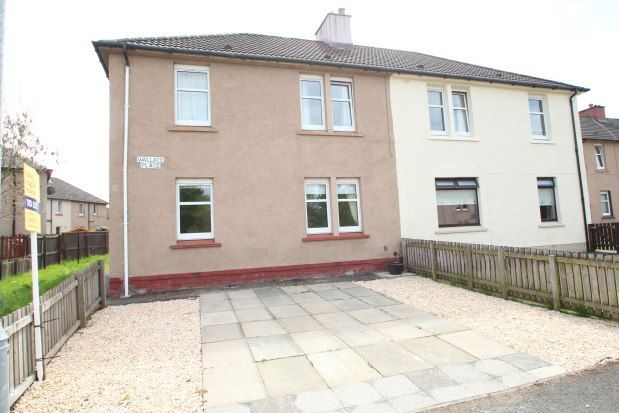 Thumbnail Flat to rent in Wallace Place, Glasgow