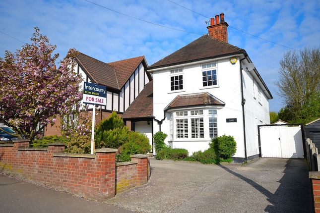 Thumbnail Detached house for sale in Braintree Road, Dunmow