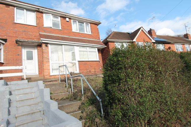 Thumbnail Semi-detached house for sale in Beeches Road, Great Barr, Birmingham