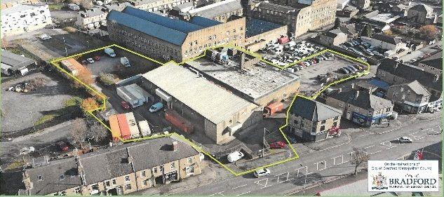 Warehouse for sale in Killinghall Road, Bradford