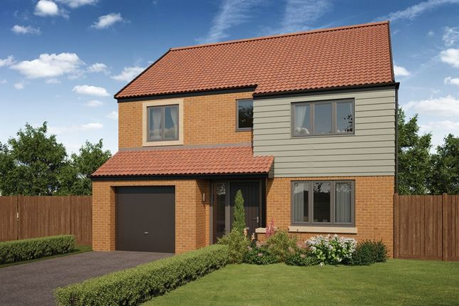 Thumbnail Detached house for sale in St Nicholas Manor, Off Station Road, Cramlington