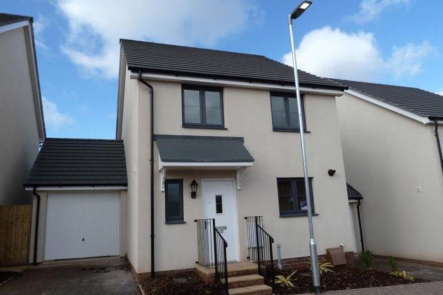 Thumbnail Detached house to rent in Mimosa Way, Paignton, Devon