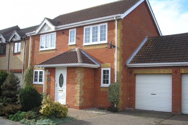 Thumbnail Detached house to rent in St Clement Mews, Hopton