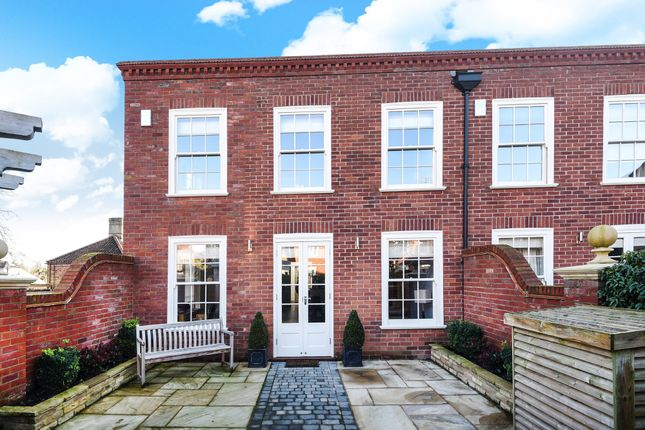 Thumbnail Terraced house for sale in The Dial, Reepham, Norwich