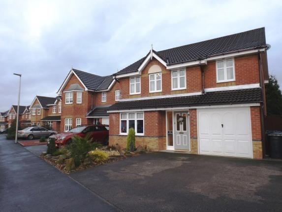 Thumbnail Detached house for sale in Perceval Way, Hindley, Wigan, Greater Manchester