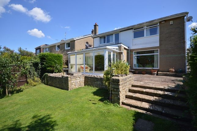 Thumbnail Detached house for sale in Staddlestones Vicarage Lane, Compton Dando
