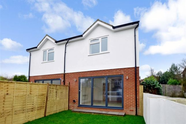 Thumbnail Semi-detached house for sale in Farningham Road, Crowborough, East Sussex