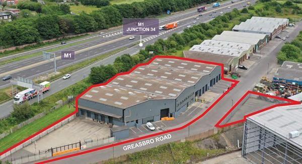 Light industrial to let in Unit 1 - 3 Greasborough Road, Greasborough Road, Sheffield