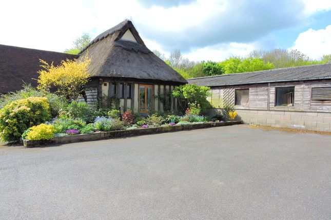 Thumbnail Barn conversion to rent in Grange Lane, Little Dunmow