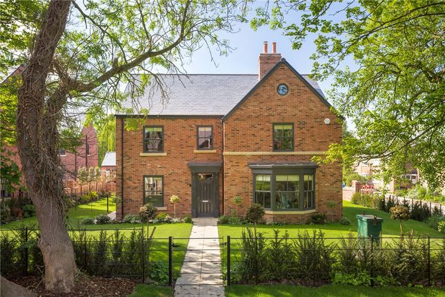 Thumbnail Detached house for sale in Connaught Square, St Oswalds Road, York