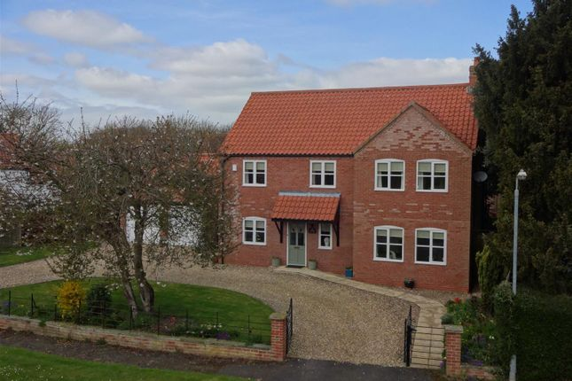 Thumbnail Detached house for sale in Saltersway, Threekingham, Sleaford