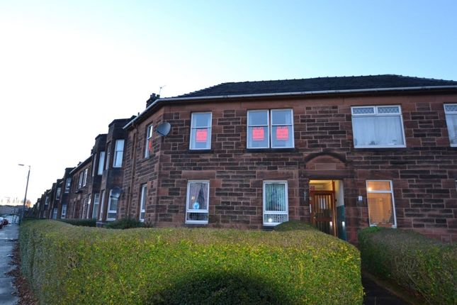 Thumbnail Flat to rent in Moness Drive, Glasgow