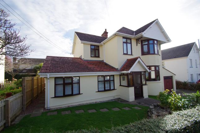 Thumbnail Detached house for sale in Franklyn Avenue, Braunton