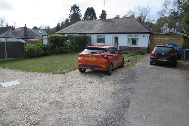 Thumbnail Detached bungalow for sale in Main Road, Ravenshead, Nottingham