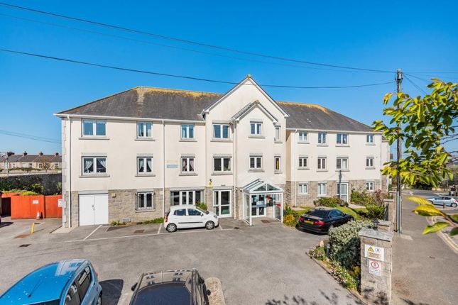 Thumbnail Flat for sale in St. Pirans Court, Trevithick Road, Camborne, Cornwall