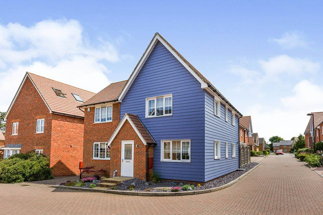 4 bed detached house for sale in Ightham Close, Longfield, Kent DA3