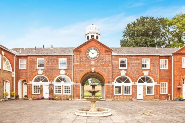 Thumbnail Terraced house for sale in The Mews, Waldershare House, Waldershare, Dover