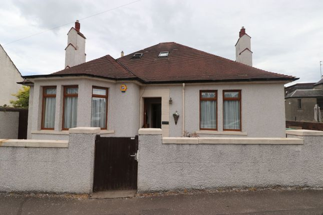 Thumbnail Detached bungalow for sale in Maitland Street, Leven, Fife
