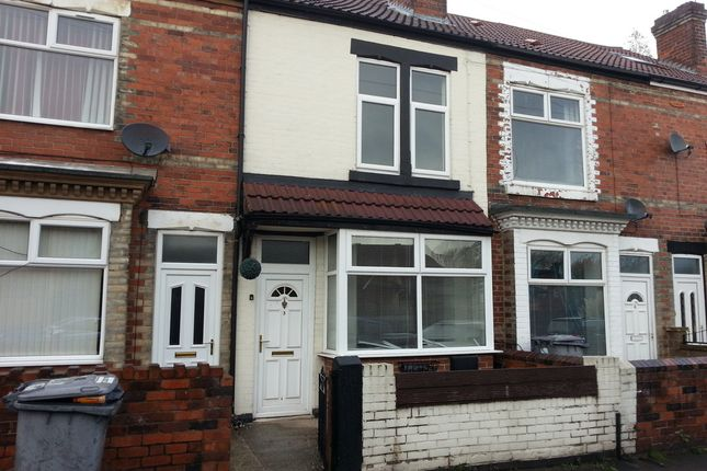 Thumbnail Terraced house to rent in Carlton Avenue, Clifton, Rotherham