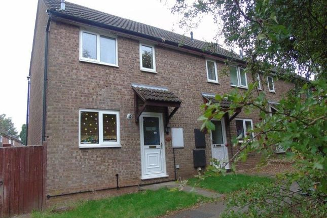 Thumbnail End terrace house for sale in Oaklands, Ross-On-Wye